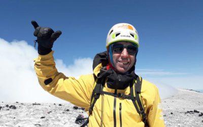 Andrés Zegers / La montaña más difícil